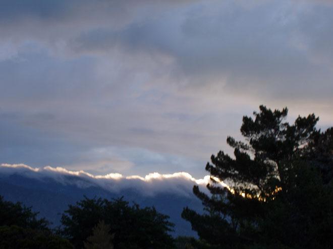 morning glow 9-18-09