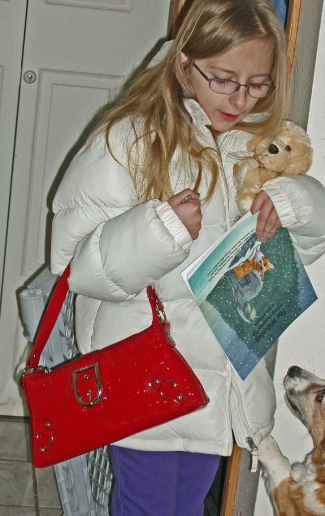Adrienne - new purse 12-26-09