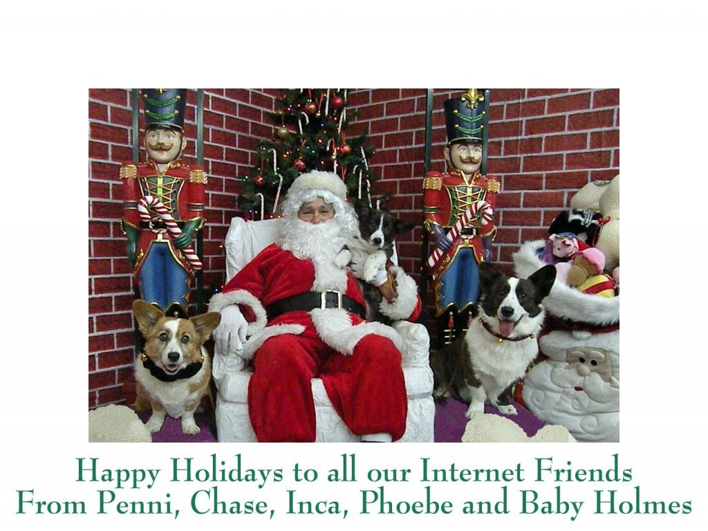 Christmas Card Blog 2009