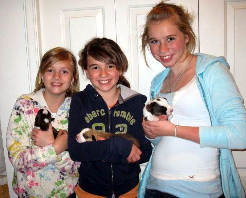 More Puppies - More Kids 4-26-2010