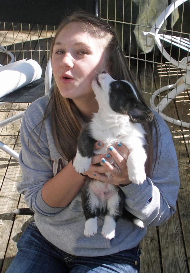 kisses 5-20-2010