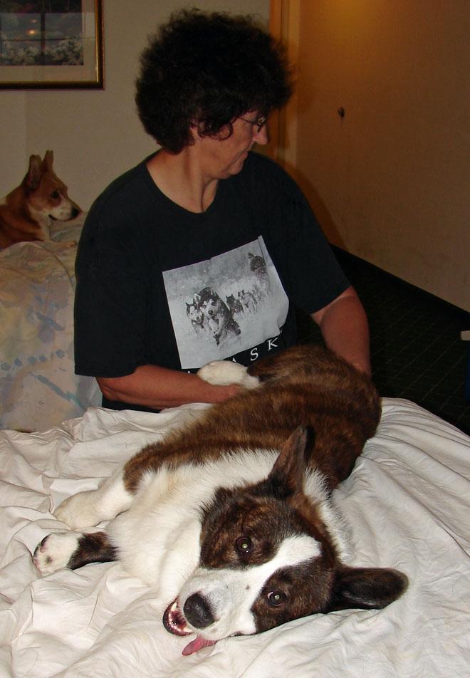 Chase's Massage 8-28-2010
