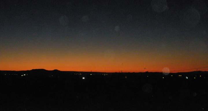 sunset 9-27-2010