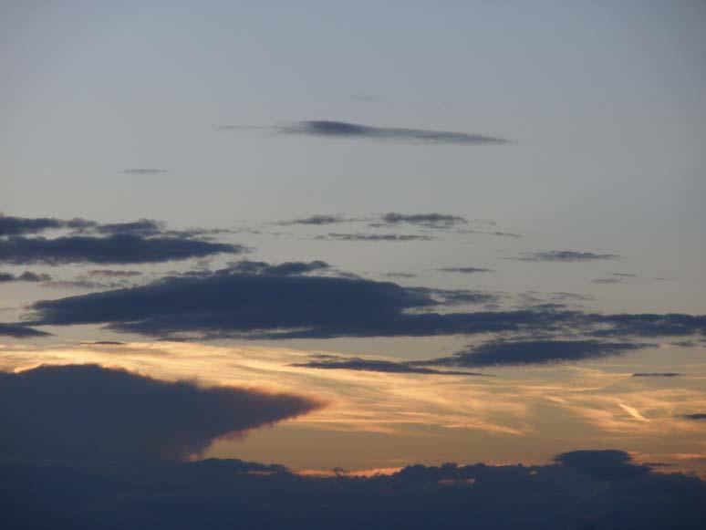 sunset swirls 10-5-2010
