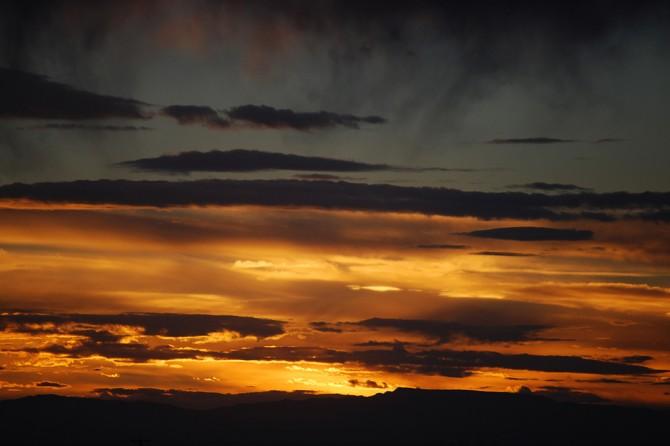 Deep Gold Sunset 2-16-14 blog